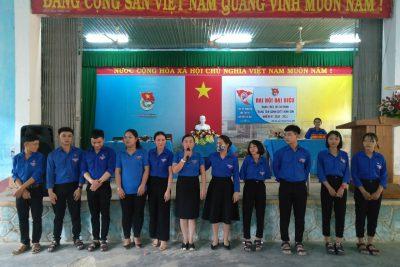 Đại hội đại biểu Đoàn TNCS Hồ Chí Minh nhiệm kỳ 2020-2021